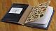Стильная обложка для паспорта с эко-кожи + блокнот BlankNote BN-OP-KZ-25 черный, фото 3