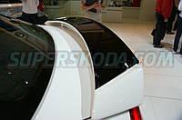 Накладка (гребень) на спойлер RS Skoda Octavia A5