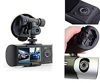 Видеорегистратор Car DVR R300 с GPS и двумя камерами DF