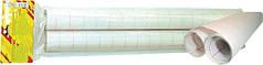 Пленка прозр. для книг и журн. СРР(30см Х100см),самокл.,50мкм ,2 рулона/уп