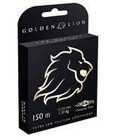 Леска Mikado Golden Lion  150m.