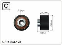 Ролик натяжной ремня приводного mazda 323, FORD Probe II , mazda 626
