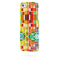 Чехол-накладка для iPhone 5/5S Кривые зеркала