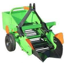 Картоплекопалки тракторні