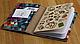 Разноцветная обложка для паспорта с эко-кожи + блокнот BlankNote BN-OP-KZ-26, фото 3