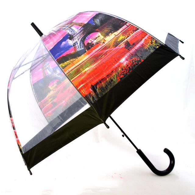 """Зонт для  подростка """"Эйфелева башня"""""""