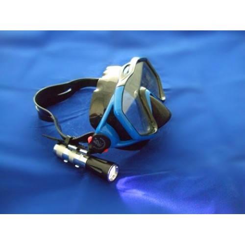 Подводный фонарь Lumintop D10 на маску (Cree XP-G R5, 80 lumen, 2 modes, 1xAA/14500), фото 2