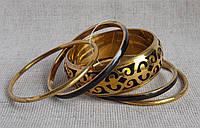 Комплект браслетов. Красивые браслеты