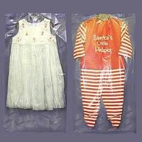 Полиэтиленовые чехлы для детской одежды 550х750мм(250шт/уп)