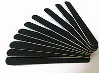 Пилочки 180/180 черные 10 шт.