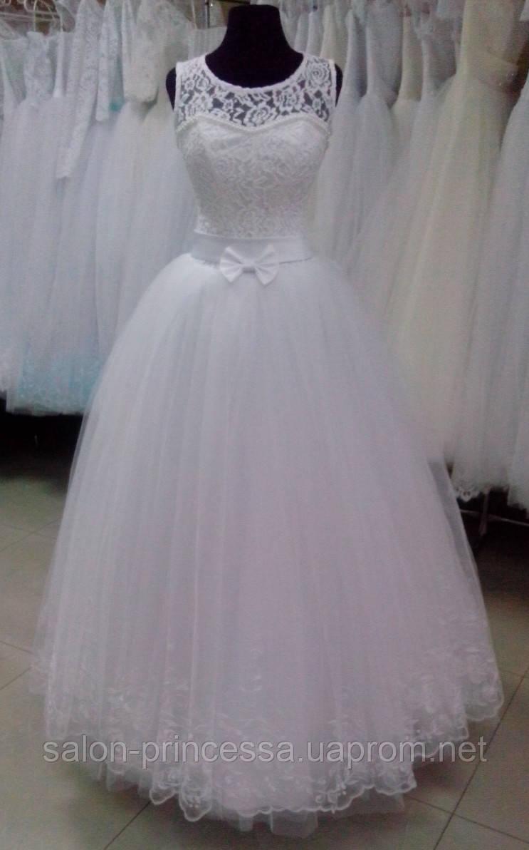 558986b63fb6719 Свадебное платье