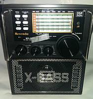 Радиоприемник Merenda MR-Q8REC, USB/SD, с функцией записи и с пультом