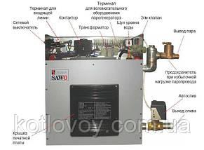 Парогенератор SAWO, фото 2