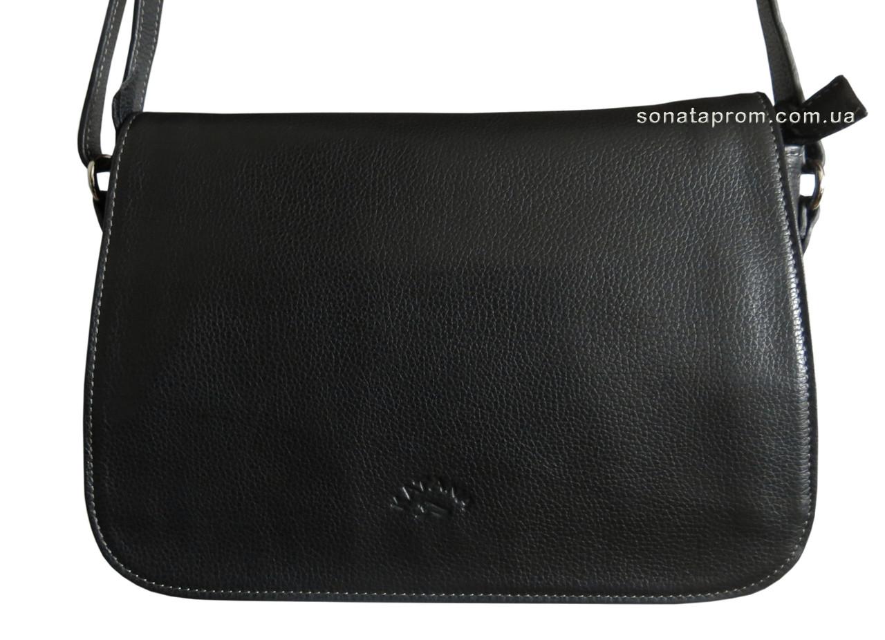 50240486afbb Кожаная женская сумка через плечо Katana 69336 - купить по лучшей ...