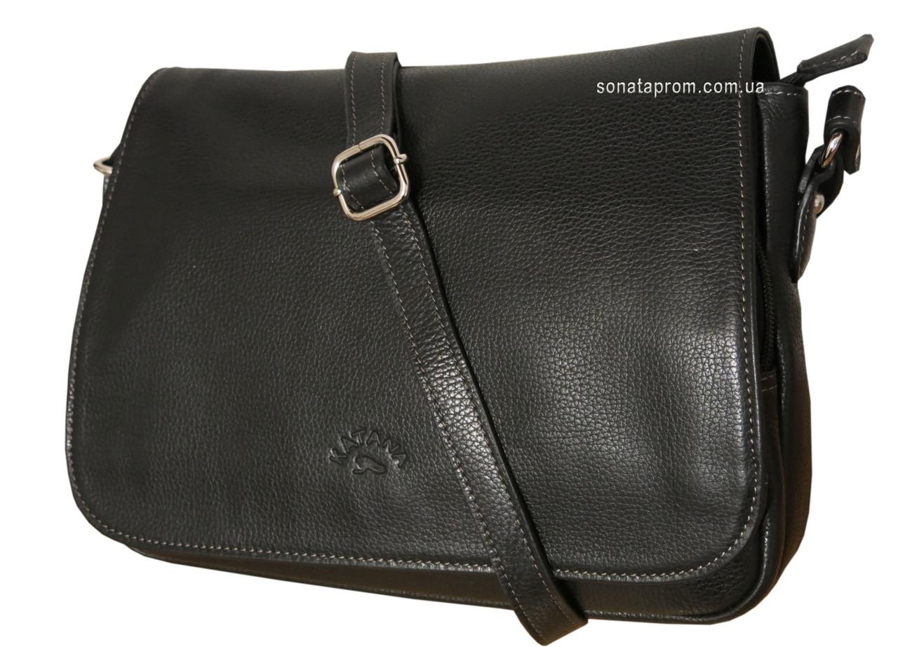 Кожаная женская сумка через плечо Katana 69336 - купить по лучшей ... aade4b35f09