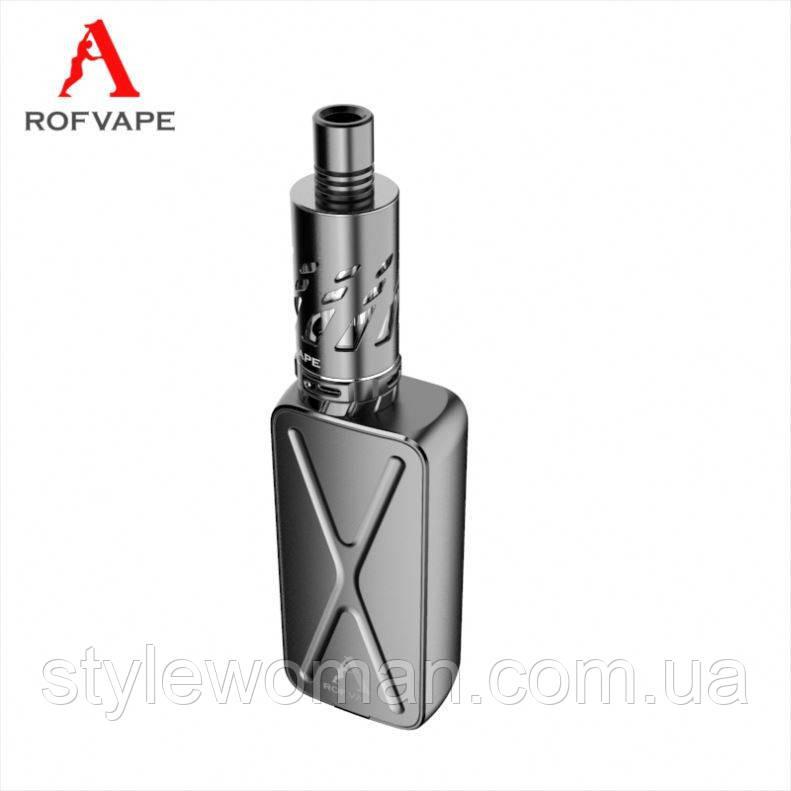 Бокс-мод Rofvape A Box Mini 50W TC Atomizer Kit Blak