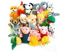 """Пальчиковый кукольный театр """"7 сказок"""" арт. 022"""