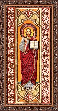 """Набор для вышивания бисером """"Иисус"""", фото 2"""