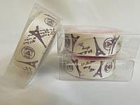 Скотч декоративный тканевый,репсовый