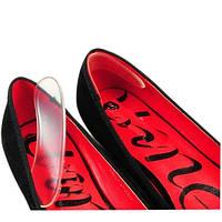 Силиконовые вставки -запяточники  в обувь
