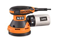 Шлифмашинка AEG EX125ES