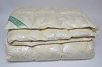 Одеяло пуховое Экопух 50/50 140х205 1200г кремовое