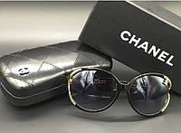 Очки солнцезащитные  8484 черные, фото 1