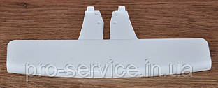 Ручка крышки (люка загрузки) C00116854 для стиральных машин Ariston с верхней загрузкой AVTF, AVTL, ...