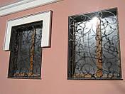 Решетки кованые Запорожье, фото 3