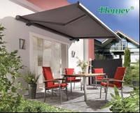"""Солнцезащитная горизонтальная маркиза """" ЕМ-6100"""" для ресторанов, кафе и гостинниц"""