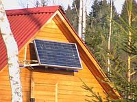 Солнечный комплект на дачу 50 Вт
