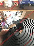 Ущільнювач задньої кришки багажника Москвич 412 Волзький (L=3700), фото 2
