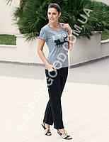 Женская пижама Mel Bee (Sahinler) MBP 22730, костюм домашний с брюками