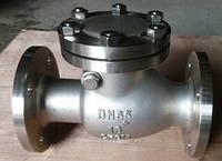 Клапан обратный поворотный 19нж53нж