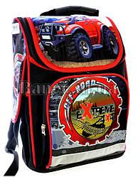 Ранец с ортопедической спинкой Джип Extreme 7797 J02