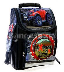 Ранец для мальчика ортопедический Джип 7796