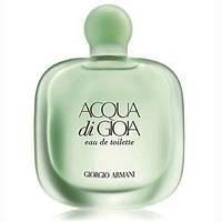 Giorgio Armani Acqua di Gioia edt 100 ml - Женская парфюмерия