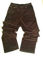 Джинсы Levi's 630 Comfort микровельвет мужские черные