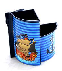 Стакан для ручек Пираты  77744
