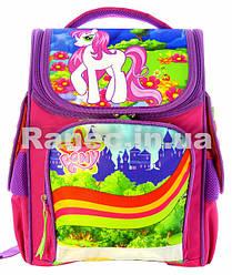 Ранец для девочки Сказочный Пони 7798