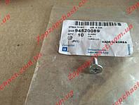 Болт тормозного диска Ланос Сенс Lanos Sens (м 6х1 под потай ) GM 94520089, фото 1