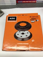 AEG EX 150 E 150мм, 6 отв., для Шлифовальная подошва