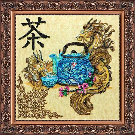 """Набор для вышивания бисером """"Китайское чаепитие"""", фото 2"""