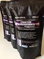 Креатин моногидрат Milmax с транспортной системой 500 грамм