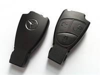 Корпус смарт ключа Mercedes рыбка 3 кнопки