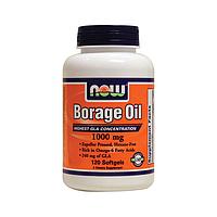 Масло огуречника (Borage Oil)1000 мг – 120 капсул купить