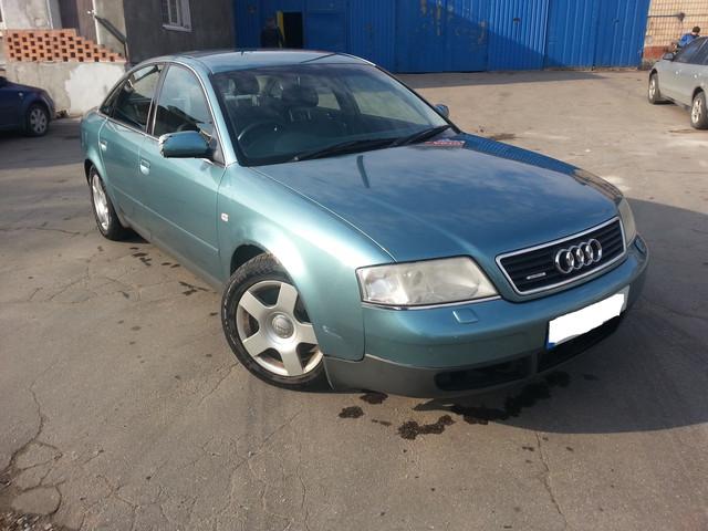 Audi A6 C5 quattro 2.7 biturbo 2000г
