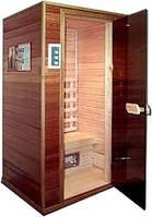Инфракрасная кабина кедр Инфракрасная сауна