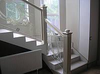 Перила и ограждения из стекла. Купить, цена, Киев, фото 1