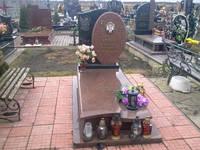 Надгробия из гранита (Образец 557)